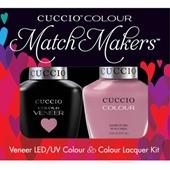 Cuccio -  Making-waves