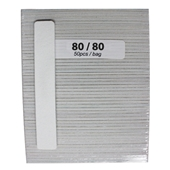 Jumbo File 80/80 (White Sand - 50cts)