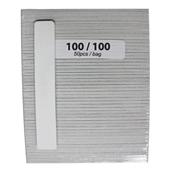 Jumbo File 100/100 (White Sand- 50 cts)