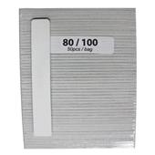 Jumbo File 80/100 (White Sand - 50cts)