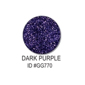 Glitter-Dark Purple