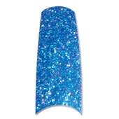 AIKO Large Glitter Tips (102tips/box)
