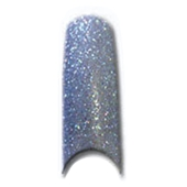 AIKO Medium Glitter Tips (70tips/box)
