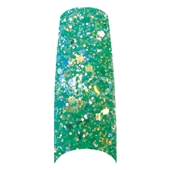 AIKO Rainbow Glitter Tips (102tips/box)