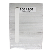 Medium File 100/100 (white Sand - 50cts)