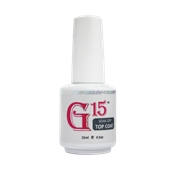 G15 GEL TOP COAT - 0.5oz