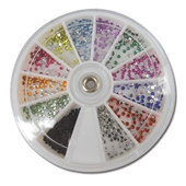 Rhinestone 12 Color (Korea)