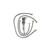 Faucet For Shampoo Bowl - Square