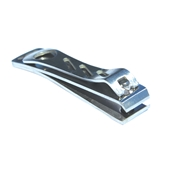Stainless Steel Nail Clipper (pc)